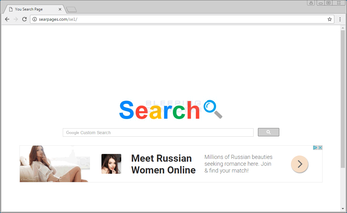 Searpages.com Redirect