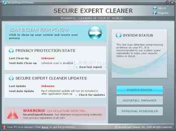 Secure Expert Cleaner Image
