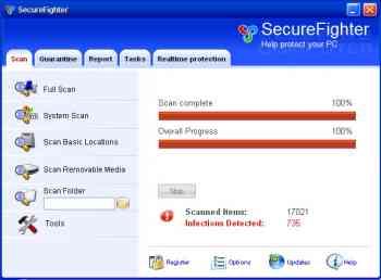 SecureFighter Image