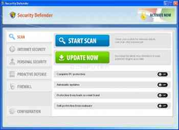 Security Defender Image