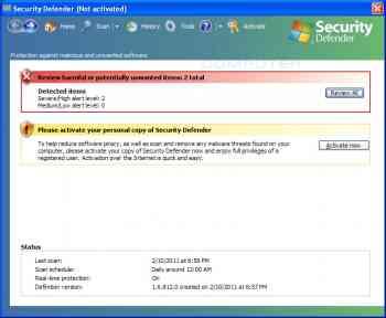 Security Defender Image