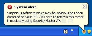 System Alert