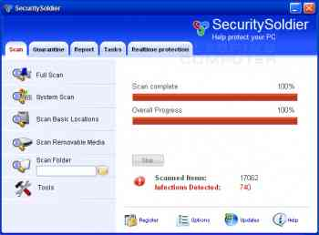 SecuritySoldier Image
