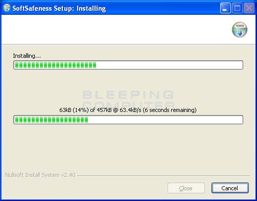 SoftSafeness Installer
