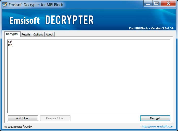 MBLBlock Decryptor