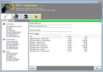 SPC Optimizer  Image