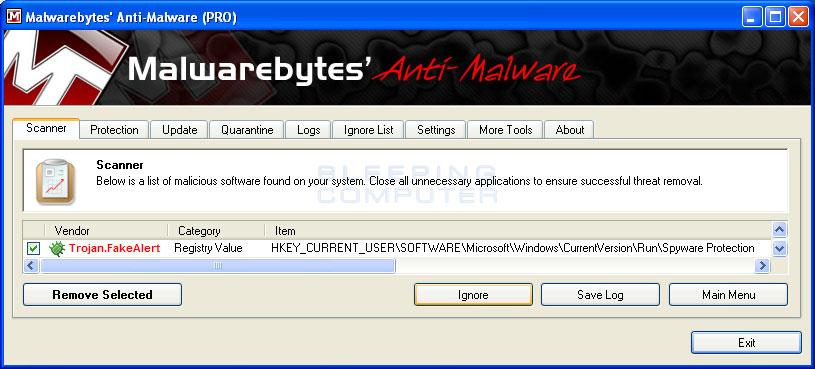 AVG Virus Protection