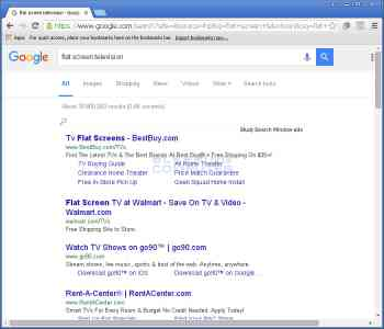 Study Search Window Image