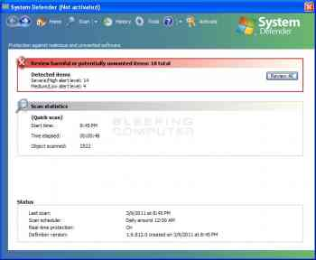 System Defender Image