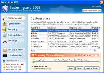 System Guard 2009 Image