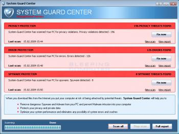System Guard Center Image