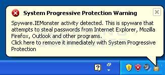 IE.Monster Alert