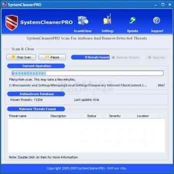 SystemCleanerPRO Image
