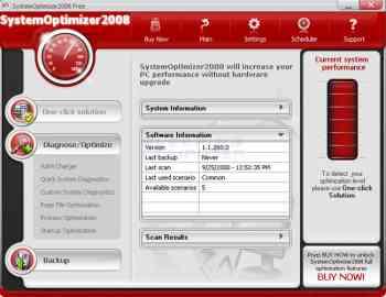 SystemOptimizer2008 Image