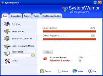 SystemWarrior Image