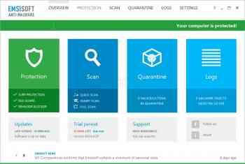 Emsisoft Anti-Malware Image