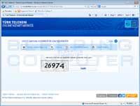 Türk Telekom Phishing Site