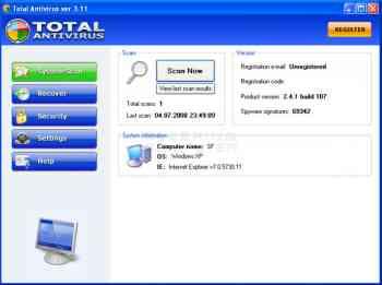 Total Antivirus Image