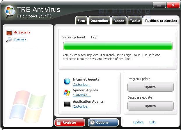 TRE AntiVirus