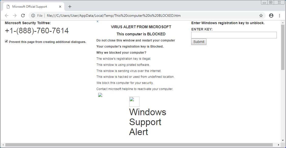 registration key hack