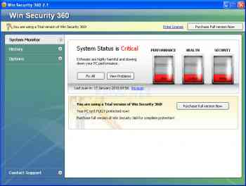 Win Security 360 Image