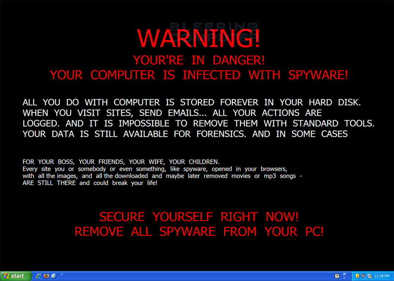 Desktop Hijack