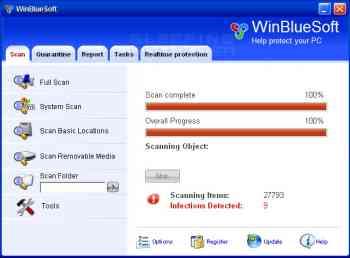 WinBlueSoft Image