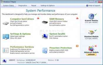 Windows 7 Repair Image