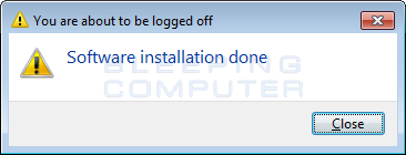 Remove the WindowsActivationUpdate and Active Windows Scam