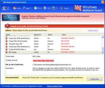 Windows Additional Guard Image