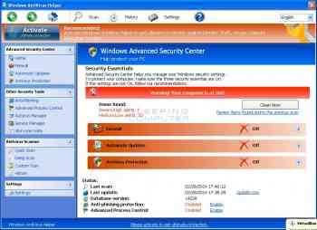 Windows Antivirus Helper Image