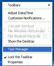 Launch Task Manager
