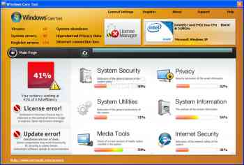 Windows Care Tool Image