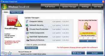 Windows Firewall Unit Image