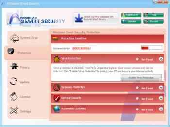 Windows Smart Security Image