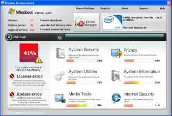 Windows Software Guard Image
