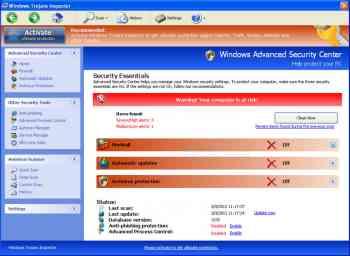 Windows Trojans Inspector Image