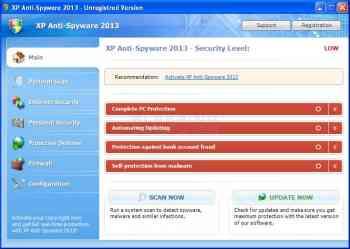 XP Anti-Spyware 2013 Image