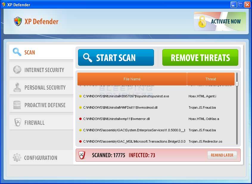 download windows defender for windows xp