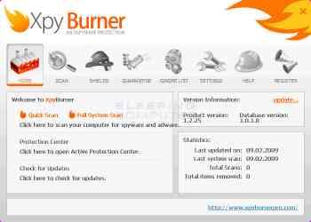 XpyBurner Image