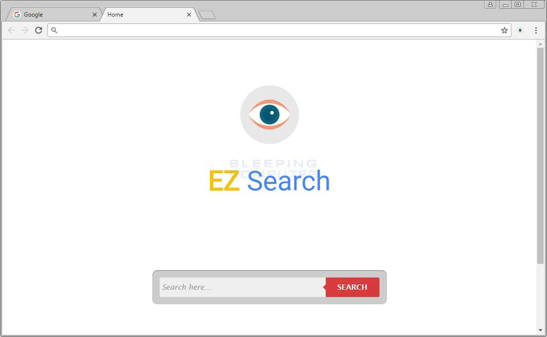 EZ Search Hijacker