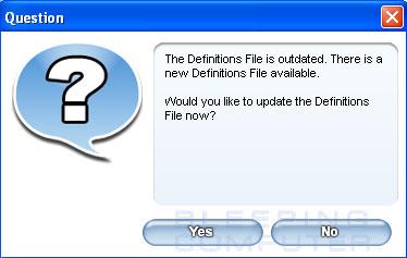 Ad-Aware Update Found