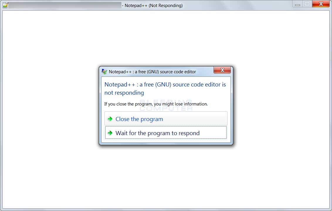 file explorer keeps not responding windows 7