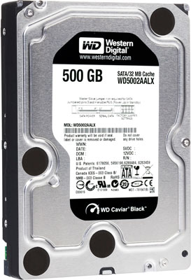 Western Digital Hard Drive