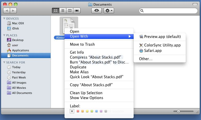 how to stop a program on mac