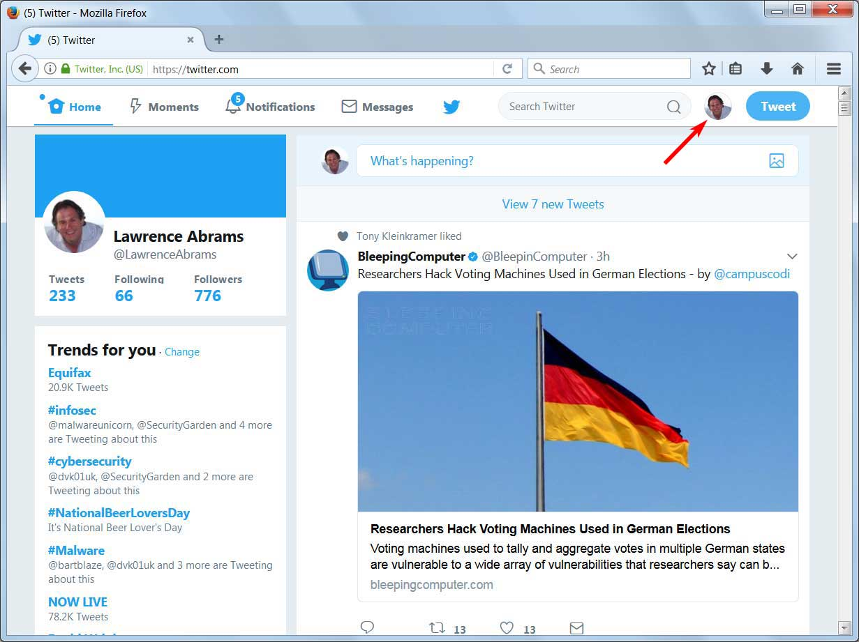 Twitter launches Night Mode for desktops