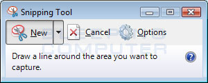 telecharger snipping tool