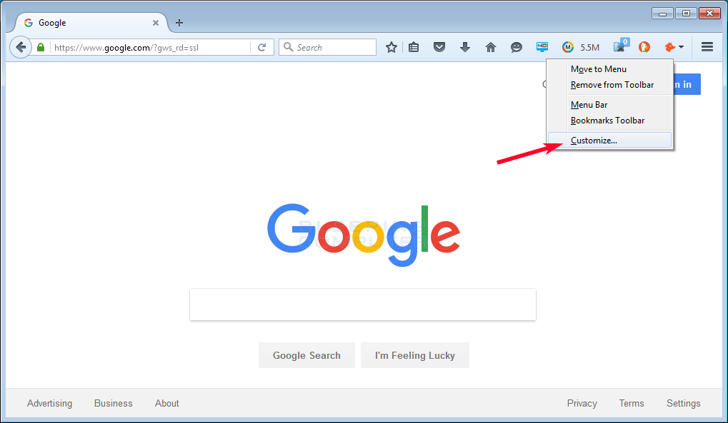 How to Add a Button to the Firefox Toolbar