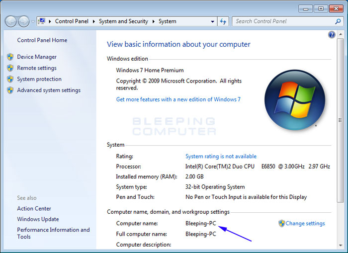 How to rename the built-in Administrator account in Windows
