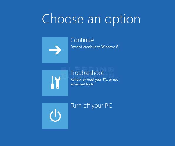 How To Automatically Repair Windows 8 Using Automatic Repair